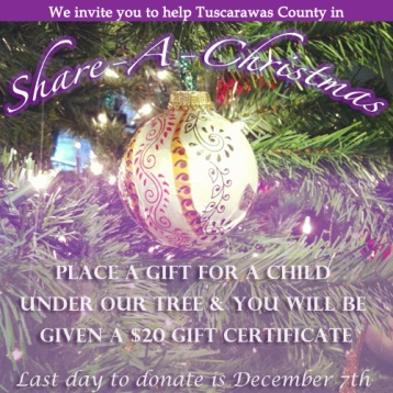LBS Share a Christmas 2013 copy
