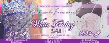 White Friday Sale Facebook Bump copy
