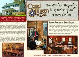 Canal Tavern Ad