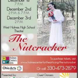 Holmes Co. Arts - Nutcracker