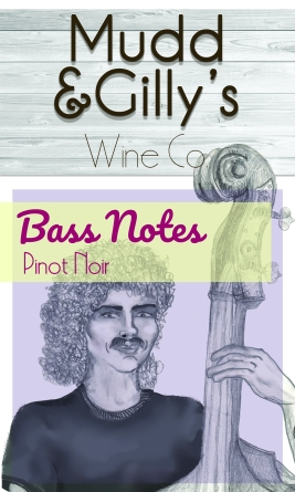 Mudd & Gilly's Wine - Bass Notes